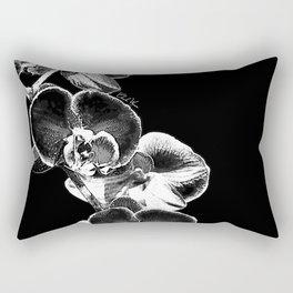 Orchid I Rectangular Pillow