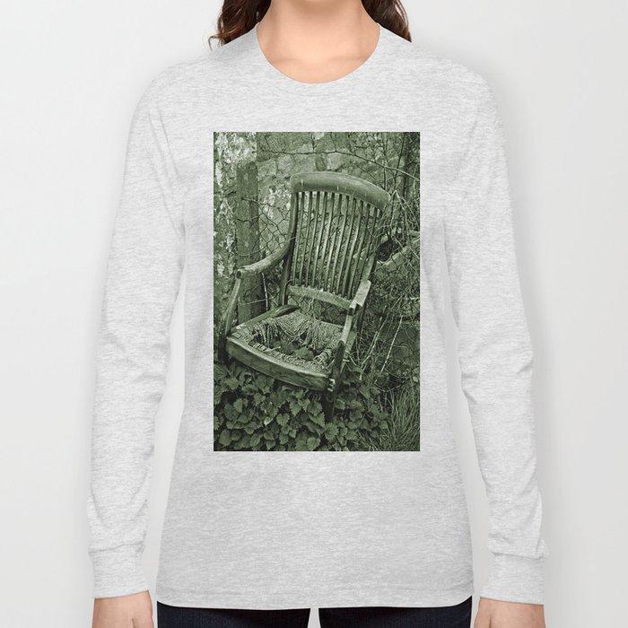 Furniture Long Sleeve T-shirt