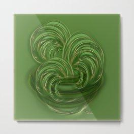 My glass plant  Metal Print