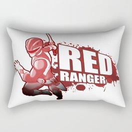 Forever Red Rectangular Pillow