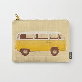 Yellow Van 1 Carry-All Pouch