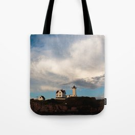 Clouded Vision Tote Bag