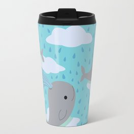 The Flying Whales Travel Mug