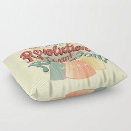 Revelation Floor Pillow