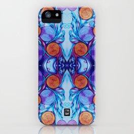 My Cymatic Perception 2 iPhone Case