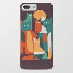 Cat Family Slim Case iPhone 7 Plus