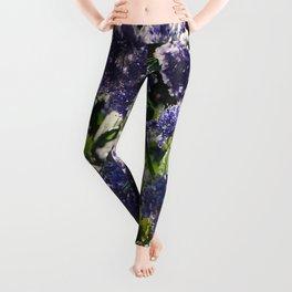 Purple Daze Leggings