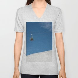 Chairlift Exchange Unisex V-Neck