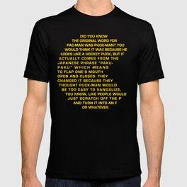 Puck-Man T-shirt