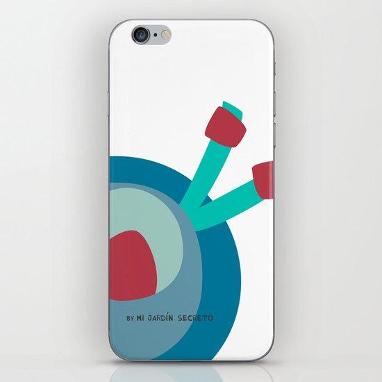 FLOR 5 iPhone & iPod Skin