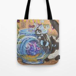 Dinah's Nice Tote Bag