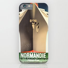 Nautical Art 10 iPhone Case