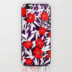 Royal Peony iPhone & iPod Skin