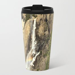 Yosemite National Park - Yosemite Falls Travel Mug