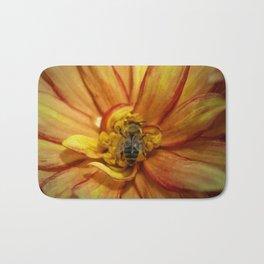bee Grounded Bath Mat