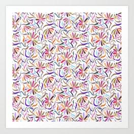 Garden of Otomi Art Print