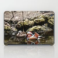 duck iPad Cases featuring Duck by Anand Brai