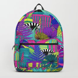 the city is a jungle Backpack