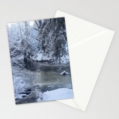 St-André river Stationery Cards
