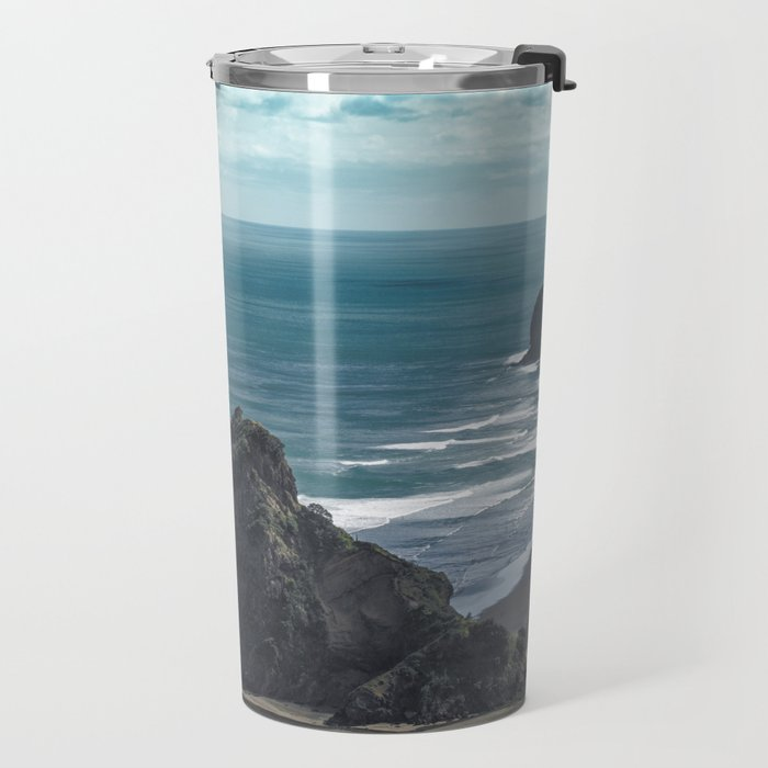 Lion Rock Travel Mug