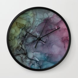 Under The Darkness Wall Clock