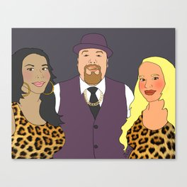 Pimp Nance Canvas Print