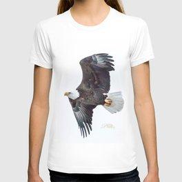 Eagle soaring T-shirt