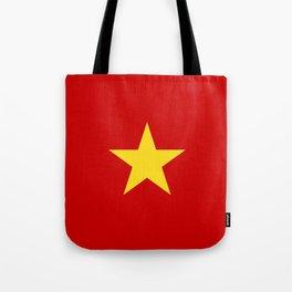 Revolution Star Tote Bag
