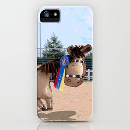 Little Champion iPhone Case