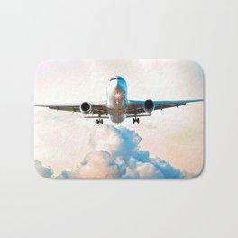 The Miracle of Flight Bath Mat