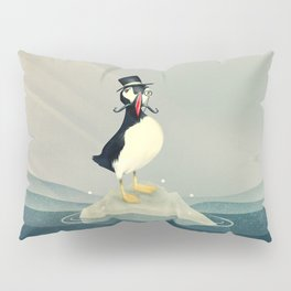 Lord Puffin Pillow Sham