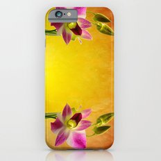 Orchids iPhone 6s Slim Case