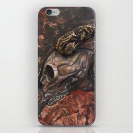Underworld King iPhone Skin