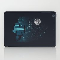 contact iPad Cases featuring Contact by filiskun
