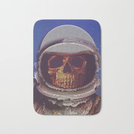 At A Certain Distance In space Or Time Bath Mat