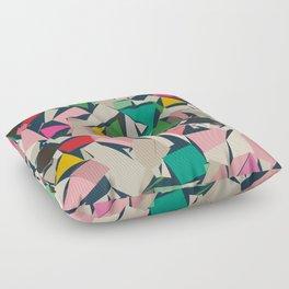 Fragments Floor Pillow