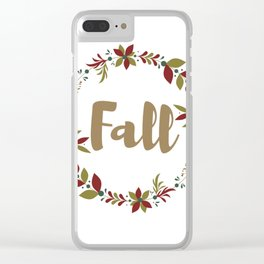 Harvest 2.0 Clear iPhone Case