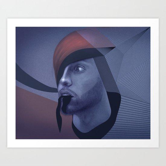 The Intervention Art Print