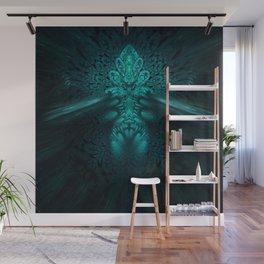 Genomorphic - Fractal Manipulation - Visionary Wall Mural
