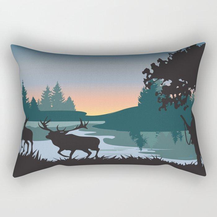 My Nature Collection No. 47 Rectangular Pillow