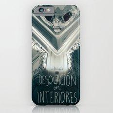 Desolación en interiores Slim Case iPhone 6s