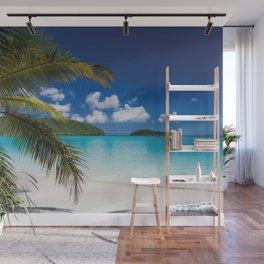 Tropical Shore Wall Mural