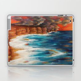 Moroccan Sea Spray Laptop & iPad Skin