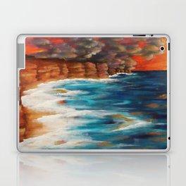 Moroccan Sea Spray Laptop & iPad Skin