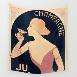 Champagne JULES MUMM - 1895 Wall Tapestry