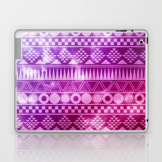 Tribal Fuschia.  Laptop & iPad Skin