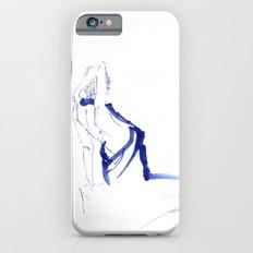 ...In a Blue Dress iPhone 6s Slim Case