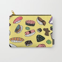 my favourite food sushi Carry-All Pouch