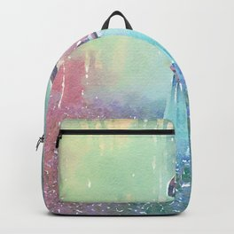 Fairy Blue Backpack
