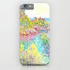 MONET : Landscape Near Monetcarlo  iPhone 6 Slim Case